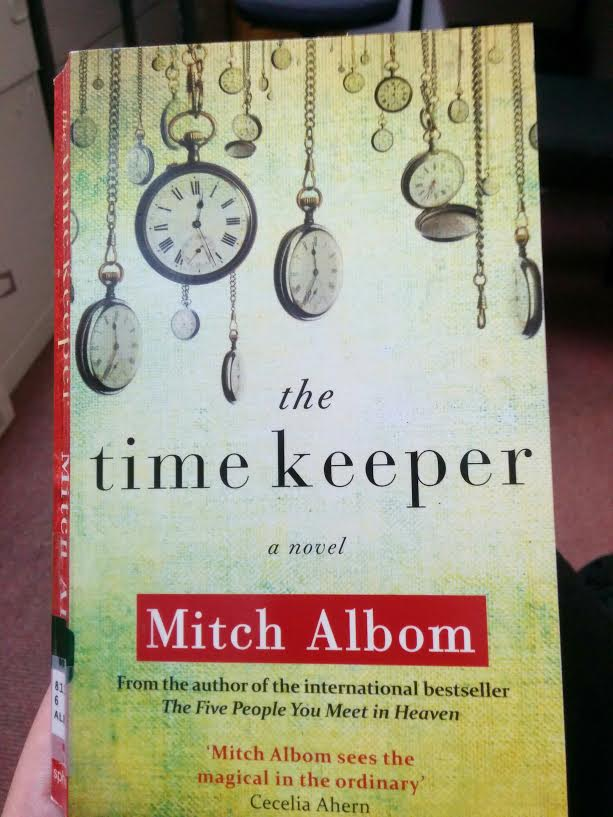 The Time Keeper: Mitch Albom: 9780316311533: Amazon.com: Books