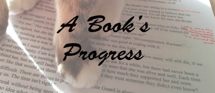 A Book's Progress 3