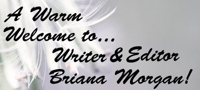 Briana Mae Morgan Banner