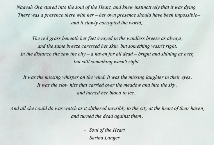 Soul of the Heart Intro