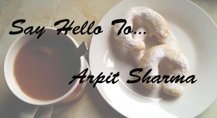 Arpit Sharma